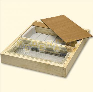 Pribor i oprema za pcelarstvo 4.Hranilice i pojilice i resetke za skupljanje polena